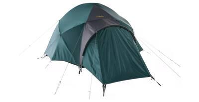 Cabelas Alaskan Guide Geodesic Tent
