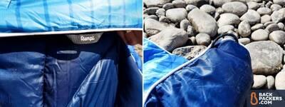 Rumpl NanoLoft Puffy Blanket Paracord