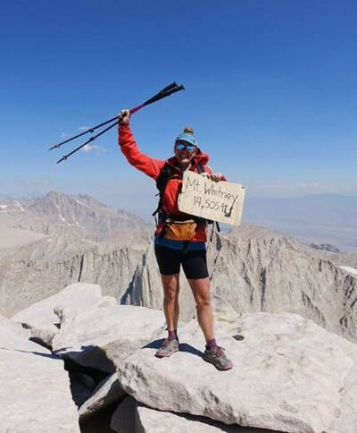 Thrupack Mount Whitney