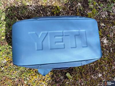 YETI Crossroads Compression Molded Bottom