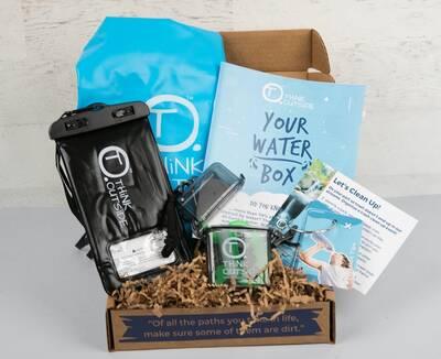 2020 ThinkOutside Water box