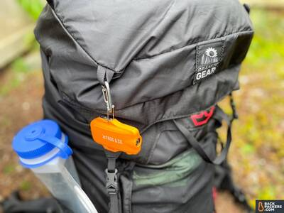 Survival Frog Lighter Backpack