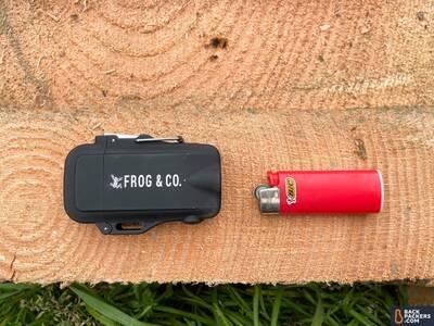 Tough Tesla Lighter vs Bic