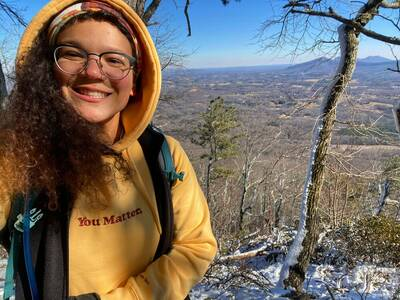 Wild Wanderer Sarah Scruggs