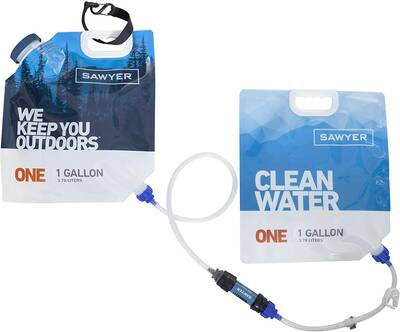 Sawyer Products One-Gallon Gravity Water Filtration System