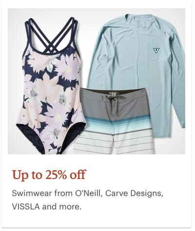 REI Anniversary Sale Swimwear