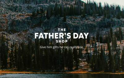 Columbia Father's Day