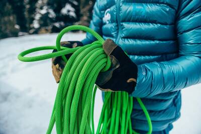 Xeros Climbing Rope