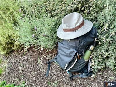 Crazy Cap backpack