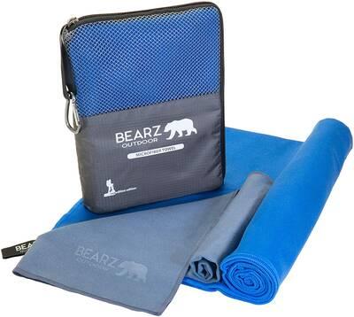 Bearz Outdoor Quick Dry Towel