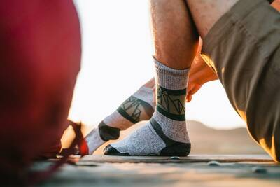 Fox River Compression Socks