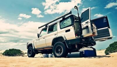 Car Camp Cooler