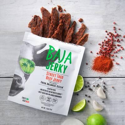Street Taco Baja Jerky