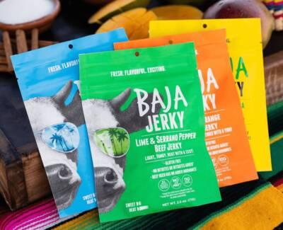 Baja Jerky Flavors