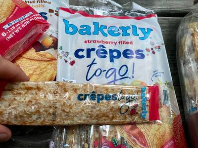 Bakerly Crepes