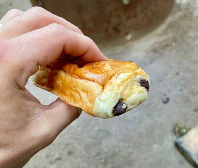Bakerly Chocolate Croissant